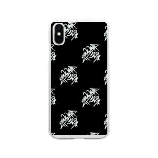 T-JOL  タギング スマホケース Soft clear smartphone cases