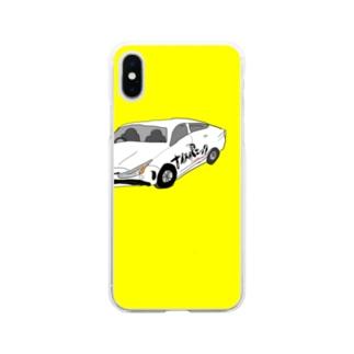 ナイスパニックソフトクリアスマホケース #1 Soft clear smartphone cases