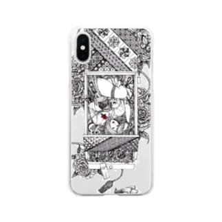 心中箱 Soft clear smartphone cases