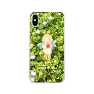 天使ガヴリエルの春 Soft Clear Smartphone Case