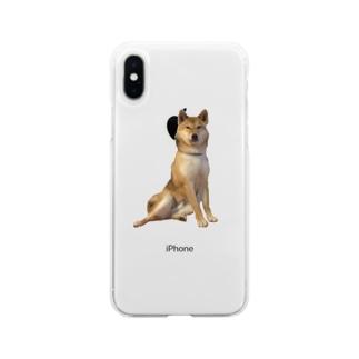 ちょっとだけよ〜 Soft clear smartphone cases