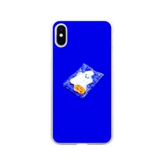 パッキング Soft clear smartphone cases