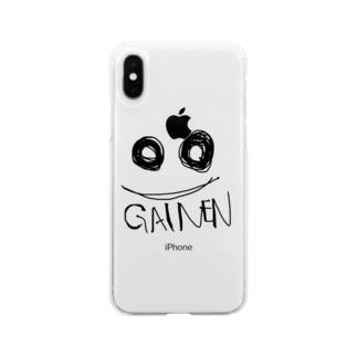 概念ちゃん Soft clear smartphone cases