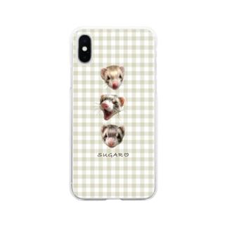 SUGAR Soft Clear Smartphone Case