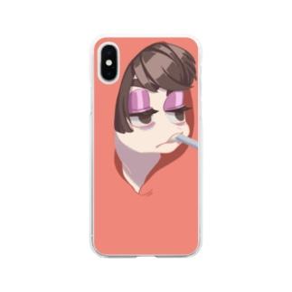 TA☆BA☆KO?! Soft clear smartphone cases