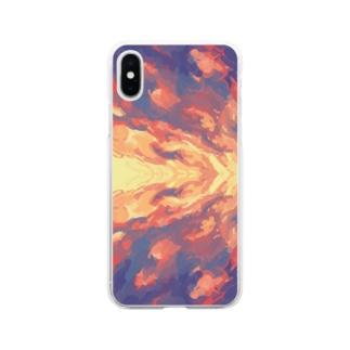 無題00 Soft clear smartphone cases