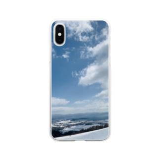 lake Soft Clear Smartphone Case