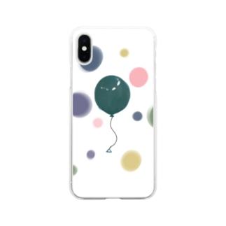 あ Soft clear smartphone cases