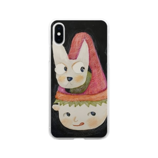 DOG&BOY Soft clear smartphone cases