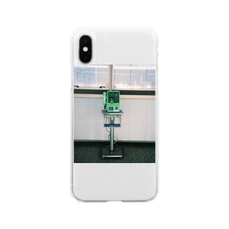 つながる勇気が必要グッズ Soft clear smartphone cases