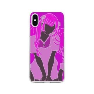 fAllen Nega Soft clear smartphone cases