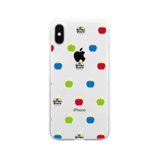 The Ringostars triplet Soft clear smartphone cases