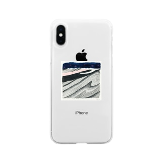 OnohanaのUnderground  Soft clear smartphone cases
