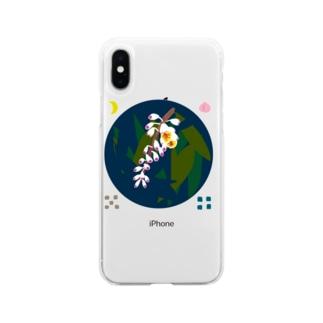 月桃 Soft clear smartphone cases