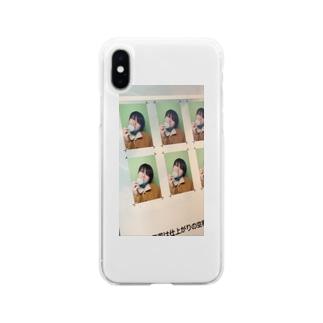 栗ちゃん Soft clear smartphone cases