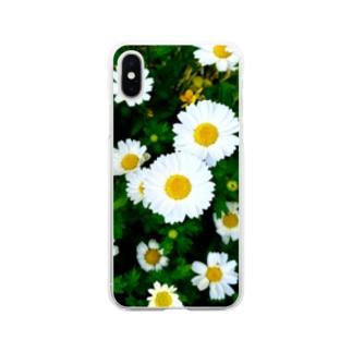 ノースポール Soft clear smartphone cases
