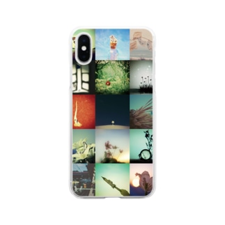 2012〜 Soft clear smartphone cases