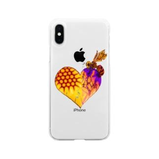 歪愛 Soft clear smartphone cases