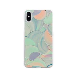 💧🦄 Soft clear smartphone cases