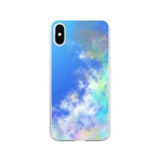 虹雲 Soft Clear Smartphone Case
