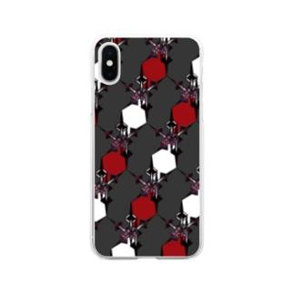 深淵の星 Soft clear smartphone cases