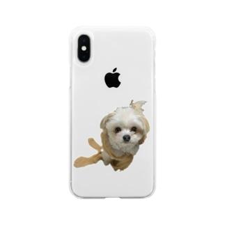 ストッキング Soft clear smartphone cases