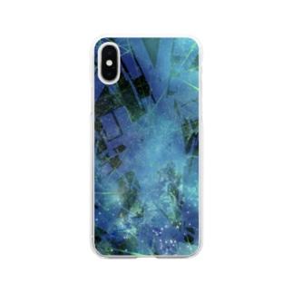 星空 Soft Clear Smartphone Case