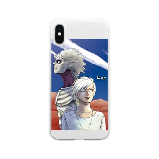 LOP Soft clear smartphone cases