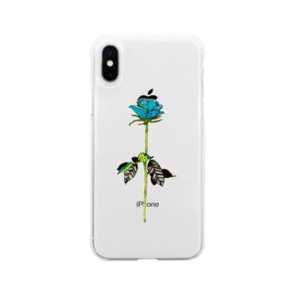 奇跡 Soft clear smartphone cases