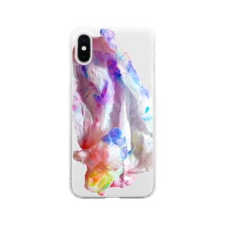 After The Coloredink  Soft clear smartphone cases