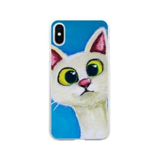 アトリエリトス(ノリタカ氏)の好奇心 Soft clear smartphone cases