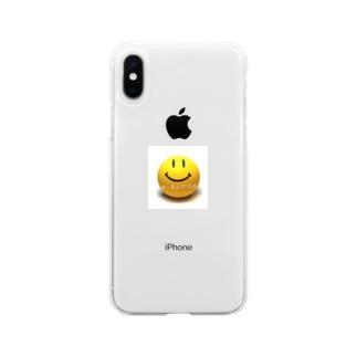 やーまんStyle Soft clear smartphone cases