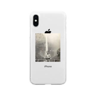 祖父 Soft clear smartphone cases