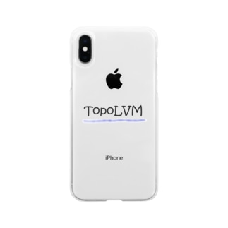 TopoLVM グッズ Soft clear smartphone cases