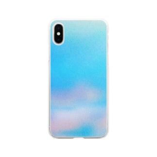 浪漫飛行 Soft clear smartphone cases