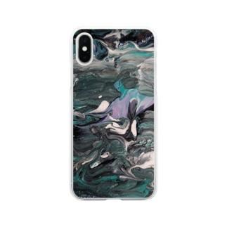 Pu Soft clear smartphone cases