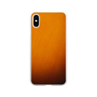 アコースティックギター ギター 楽器 軽音楽 Soft clear smartphone cases