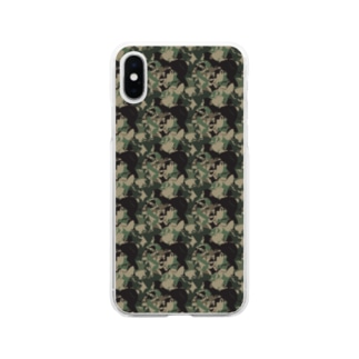 Hartman Warface Camo Soft clear smartphone cases