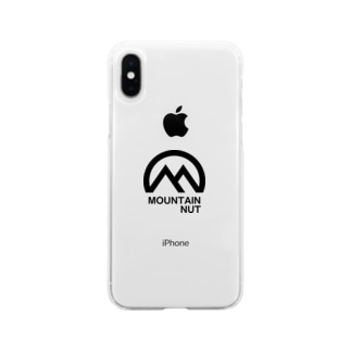 Mountain Nut Soft clear smartphone cases