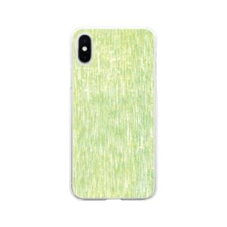 cocoro-7 Soft Clear Smartphone Case