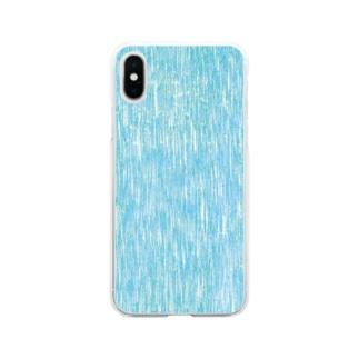 cocoro-8 Soft Clear Smartphone Case