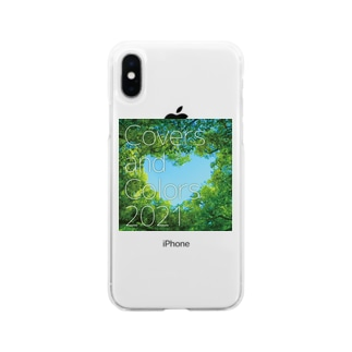 Covers & Colors 2021 ジャケット(シンプル) Soft clear smartphone cases