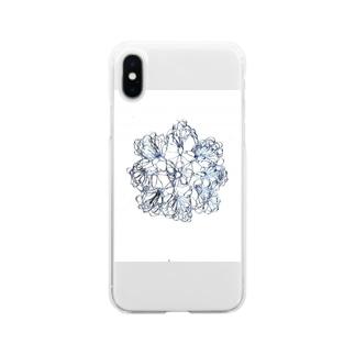 Koyuマークアイテム Soft Clear Smartphone Case