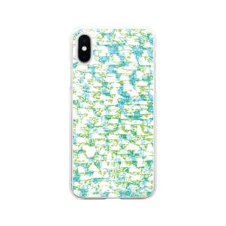 cocoro-2 Soft Clear Smartphone Case