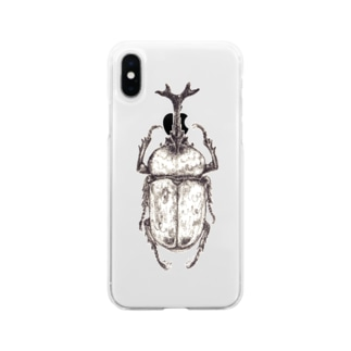 beetle Soft Clear Smartphone Case