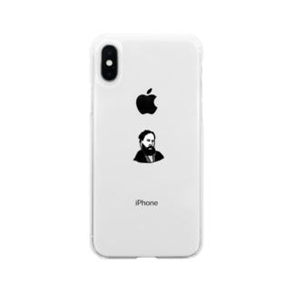 ジェボンズ Soft Clear Smartphone Case