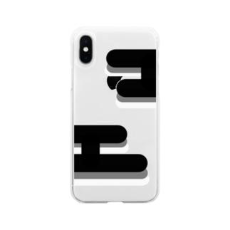 和雲 Soft Clear Smartphone Case
