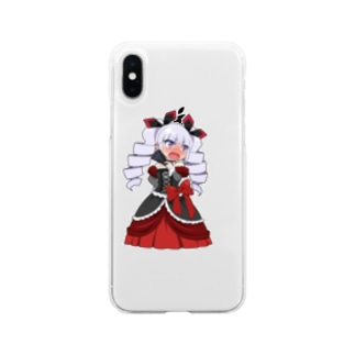 Nenetのエレーナさまデレる。 Soft clear smartphone cases