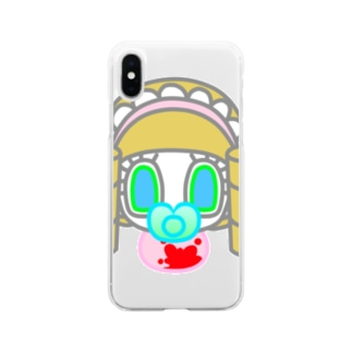MY ANGEL Soft clear smartphone cases