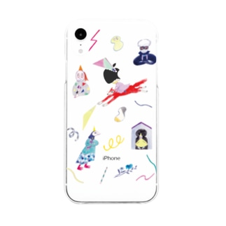 teleportphone Soft clear smartphone cases
